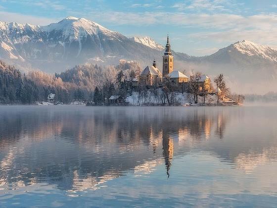 Viaggio a Bled e dintorni: cosa vedere nell'Alta Carniola