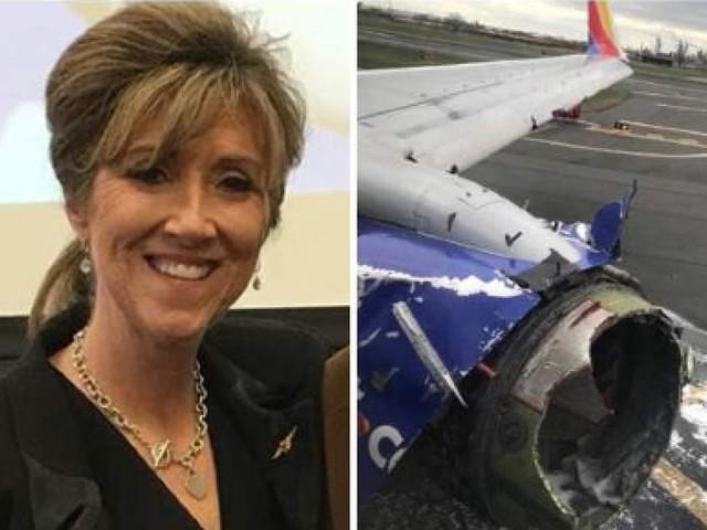 Esplosione in volo, eroica pilota fa il miracolo e riporta il Boeing a terra