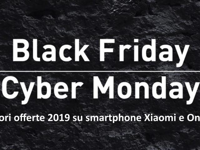 Offerte Xiaomi, OnePlus, le migliori fino al Cyber Monday 2019 di Gearbest
