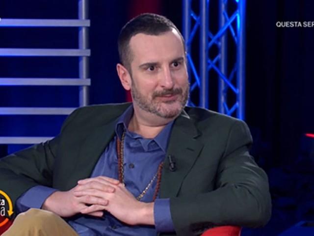 """Costantino Della Gherardesca: """"Così ho chiuso con droga e psicofarmaci"""""""