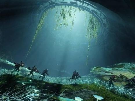 Destiny 2 Shadowkeep, rivelata interamente la mappa della Luna