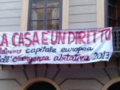 """Emergenza casa a Palermo, Sunia diffida Comune: """"Canoni troppi alti per morosi"""""""