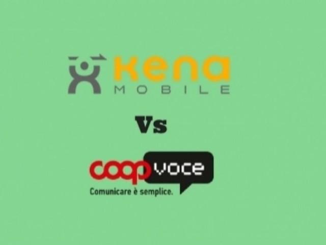 Kena Mobile vs Coopvoce: offerte di agosto 2017 a partire da 1,99 euro al mese