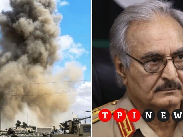 Libia: Haftar sempre più vicino alla conquista di Tripoli, mentre l'Onu lavora a un accordo per il cessate il fuoco
