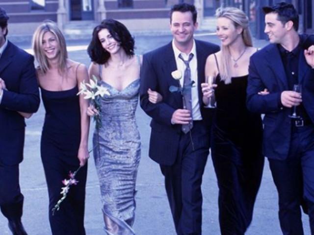 Friends, la serie tv compie 25 anni. E i protagonisti festeggiano su Instagram