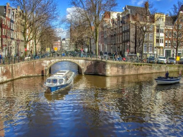 Con vueling ad amsterdam in bicicletta viaggi for B b ad amsterdam centro
