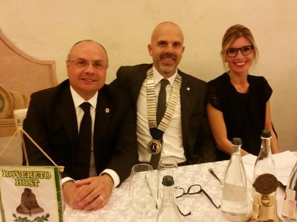 Il Lions Club Rovereto apre l'annata 2017/18