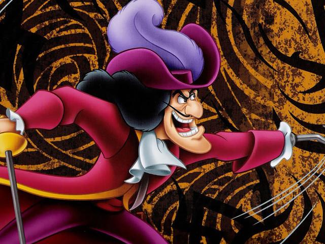 Peter Pan & Wendy: prime foto di Jude Law come Capitan Uncino nel live-action Disney