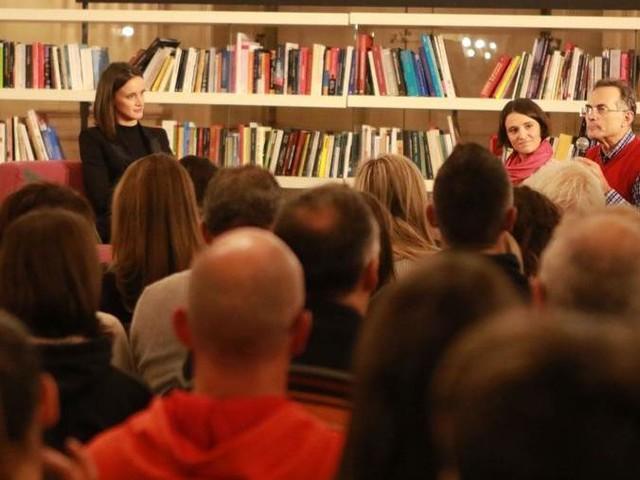 """Bonansea presenta il suo libro: """"Più emozionata di quando segno un gol"""""""