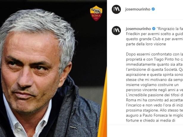 Mourinho alla Roma, tutti i retroscena della trattativa