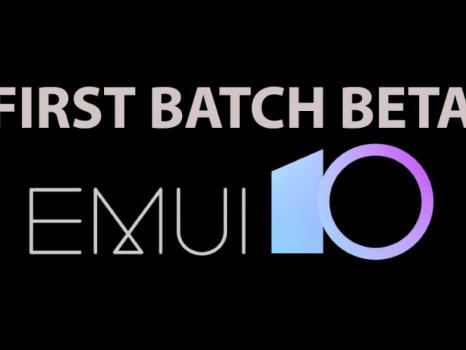 Tabella di marcia EMUI 10 a settembre 2019: smartphone Huawei e Honor con rilascio al via