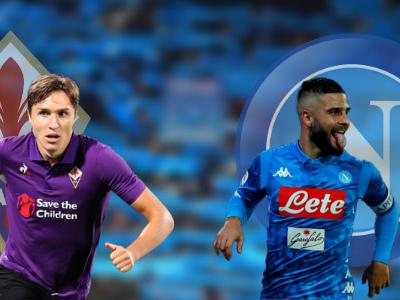 Fiorentina-Napoli, tutti i dettagli per vedere la gara in TV e in streaming