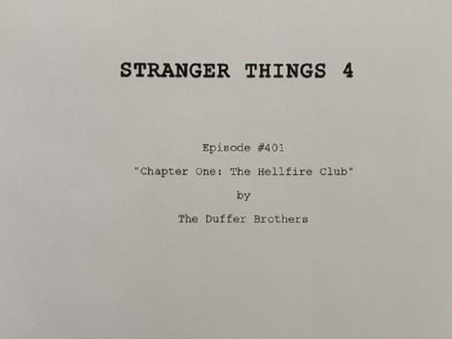Lo Stranger Things Day regala ai fan il titolo della première della quarta stagione, 4 new entry e un video di papere sul set