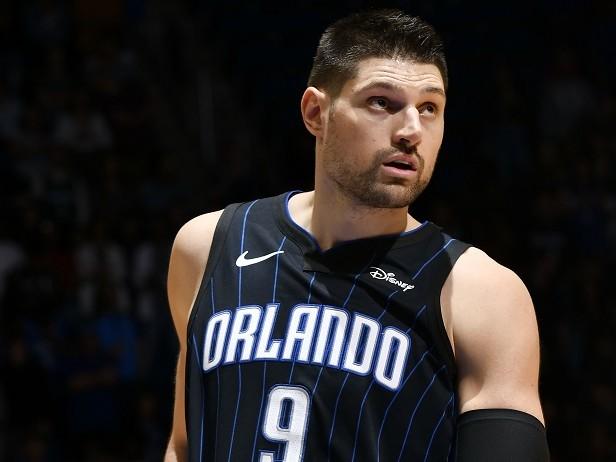 NBA, Nikola Vucevic, infortunio alla caviglia: fuori almeno 10 giorni
