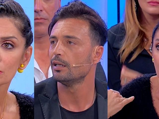 """Uomini e donne, Armando attacca Barbara: """"Sei sola"""". E la dama s'infuria"""