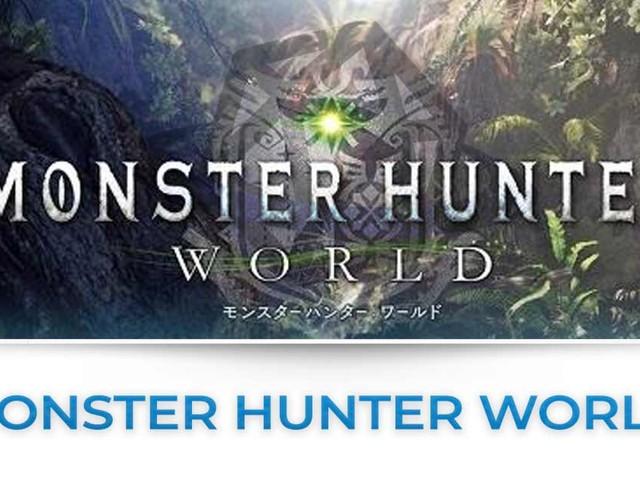 Monster Hunter World : Tutte le news