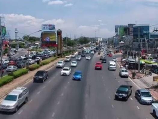 Lanciata campagna per la sicurezza stradale lanciato per le festività del Songkran visti i forti esodi dalla capitale