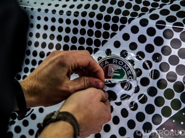 Alfa Romeo - Una sorpresa al Salone di Ginevra