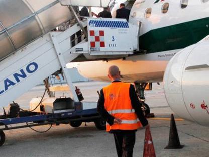 Aeroporti, sciopero handling venerdì 19 gennaio per contratto