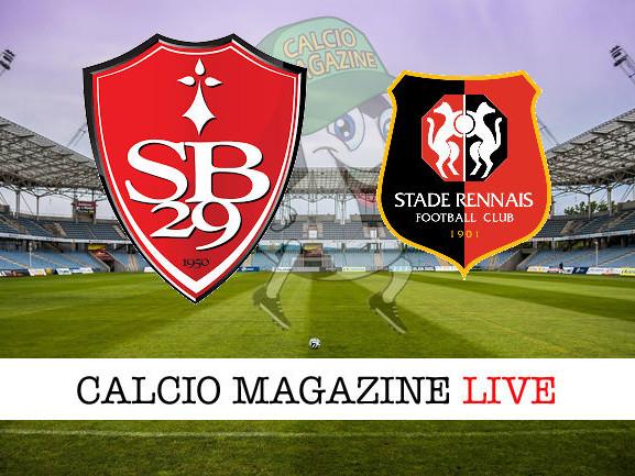 Ligue 1, Brest – Rennes: diretta live, risultato in tempo reale