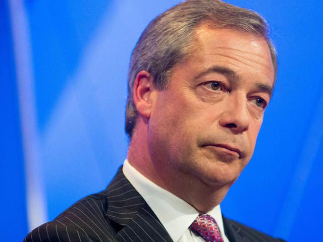 """Gb, appello di Farage a Johnson: """"Alleati se stracci l'intesa con l'Ue"""""""