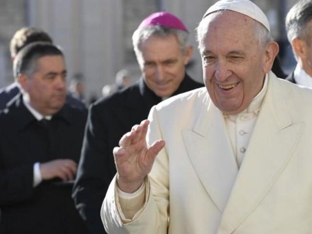 Papa Francesco ha ricevuto una delegazione di Solidarnosc, lo storico sindacato polacco