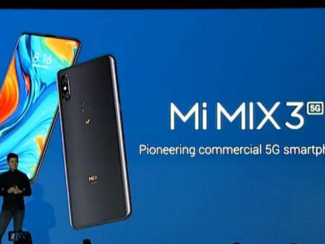 Dal 23 maggio lo Xiaomi Mi MIX 3 5G in Italia, primato assoluto