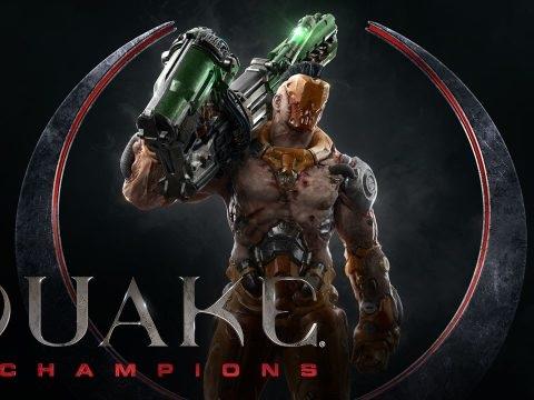 Quake Champions: in arrivo un nuovo campione e una nuova mappa