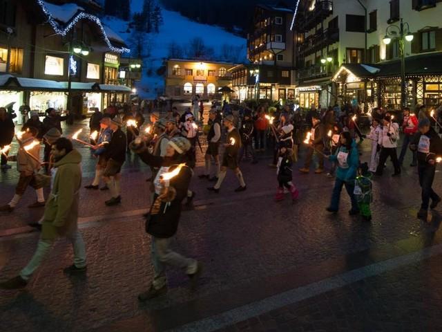 Una giornata indimenticabile per i partecipanti a Dolomite's Fire