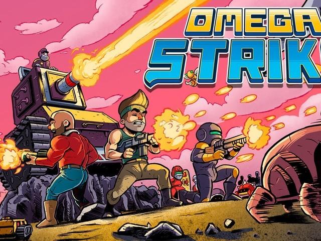 Omega Strike, il metroidvania dedicato agli ammazza-mutanti, è in arrivo su Nintendo Switch