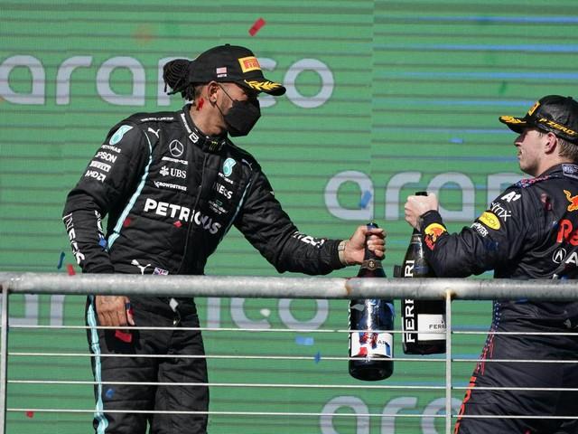 Se Max vince il mondiale non oscura Lewis VII