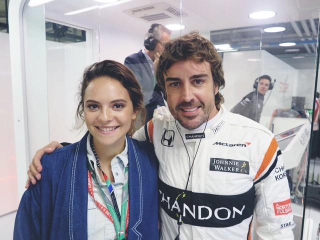 Francesca Michielin dedica una canzone a Fernando Alonso