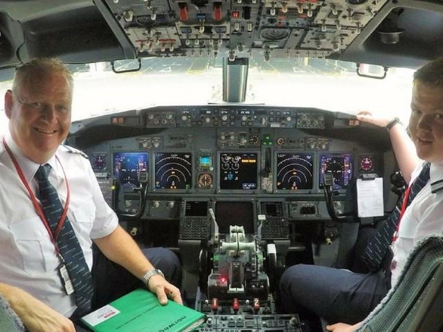 Alla Norwegian Airlines, padre e figlio sono pilota e co-pilota