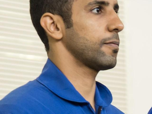 Sulla ISS il primo astronauta degli Emirati Arabi