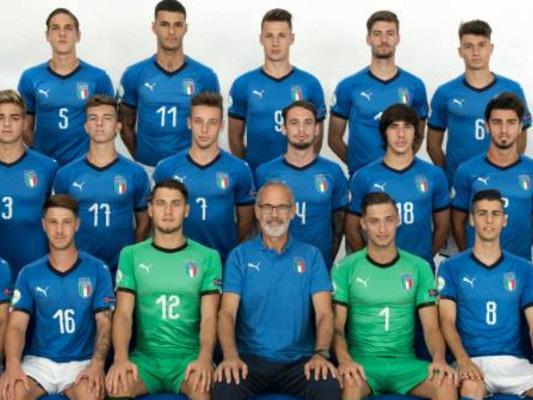 BrignolaeKeanguidano lagiovane Italia in Finlandia. Inizia l'Europeo Under 19