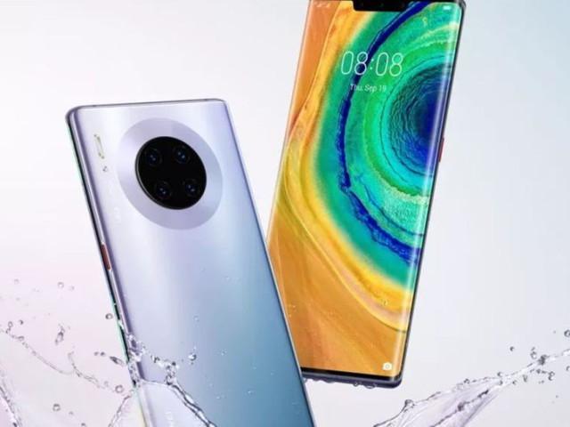 Huawei Mate 30 Pro arriva ufficialmente in Europa (Spagna): il prezzo