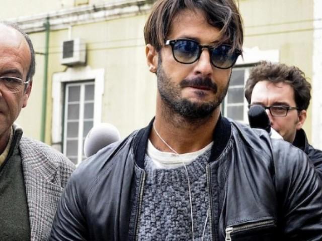 Fabrizio Corona esce dal carcere