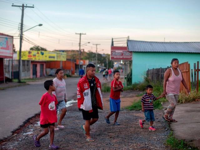 Brasile. La Pasqua dei migranti venezuelani accolti dalle scalabriniane