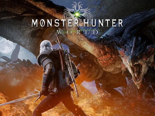 Monster Hunter World e The Witcher 3: l'evento esce a febbraio
