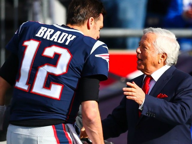 Robert Kraft: 'We Plan To' Bring Tom Brady Back To Patriots