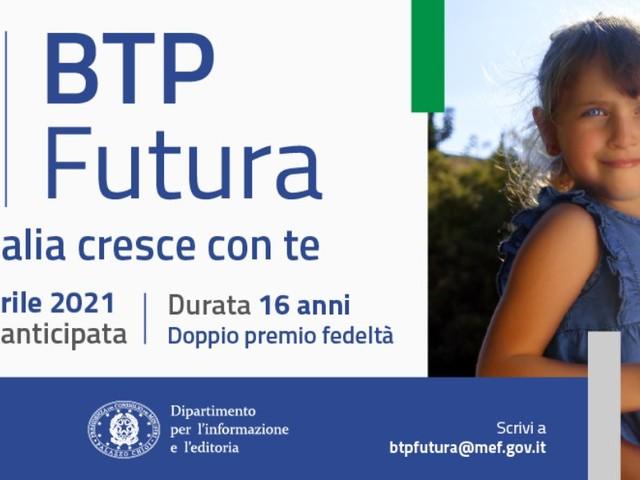 Btp Futura da oggi fino 23 aprile/ Come funziona Titolo di Stato: info collocamento