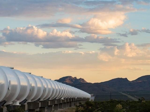 Virgin Hyperloop, i primi viaggi commerciali potrebbero iniziare nel 2027