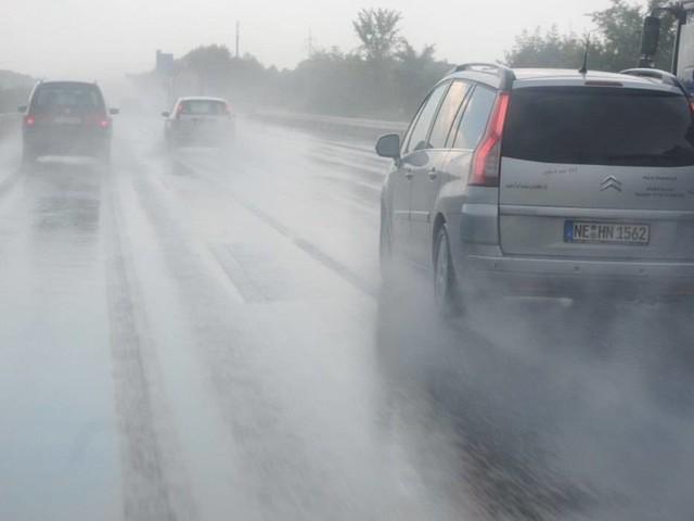 Traffico in autostrada, 20 settembre: temporali in arrivo, code in A14