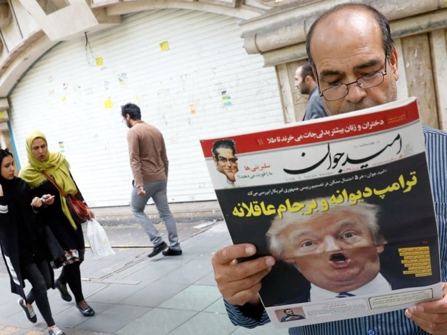 """Iran, la svolta di Trump """"terremota"""" le alleanze"""