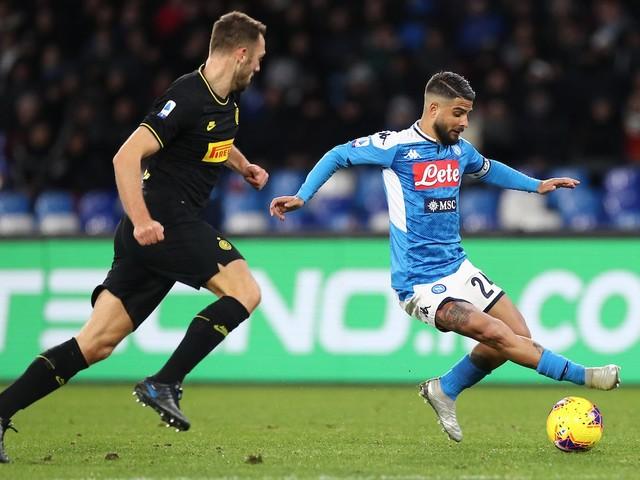 Coppa Italia, Napoli-Inter in diretta in chiaro