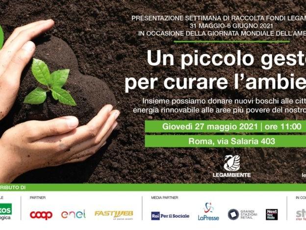 Un piccolo gesto per curare l'ambiente italiano: nuovi boschi in città ed energia rinnovabile alle aree più povere