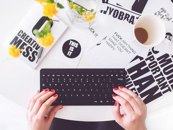 App per scrivere un libro