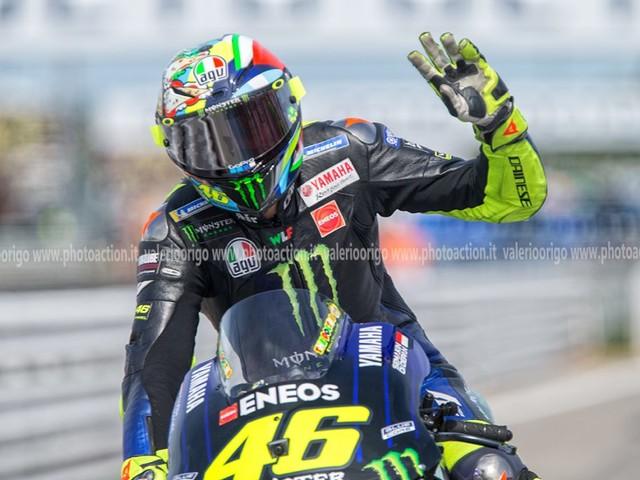 """Valentino Rossi MotoGP, GP San Marino 2019: """"Marquez? Non ho bisogno di litigare per spingere. Ha paura di Quartararo"""""""