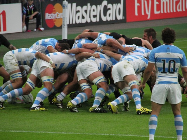 Se il rugby fosse calcio, l'Italia sarebbe come le isole Samoa