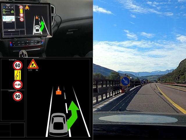 Stellantis: smart road per guida connessa e autonoma di Livello 3